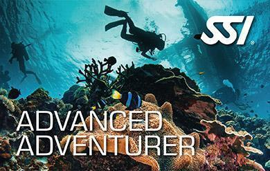 SSI Advanced Adventurer course / 93700556