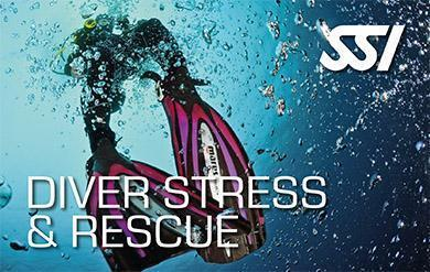 SSI Diver Stress & Rescue with React Right Course (Bundle)