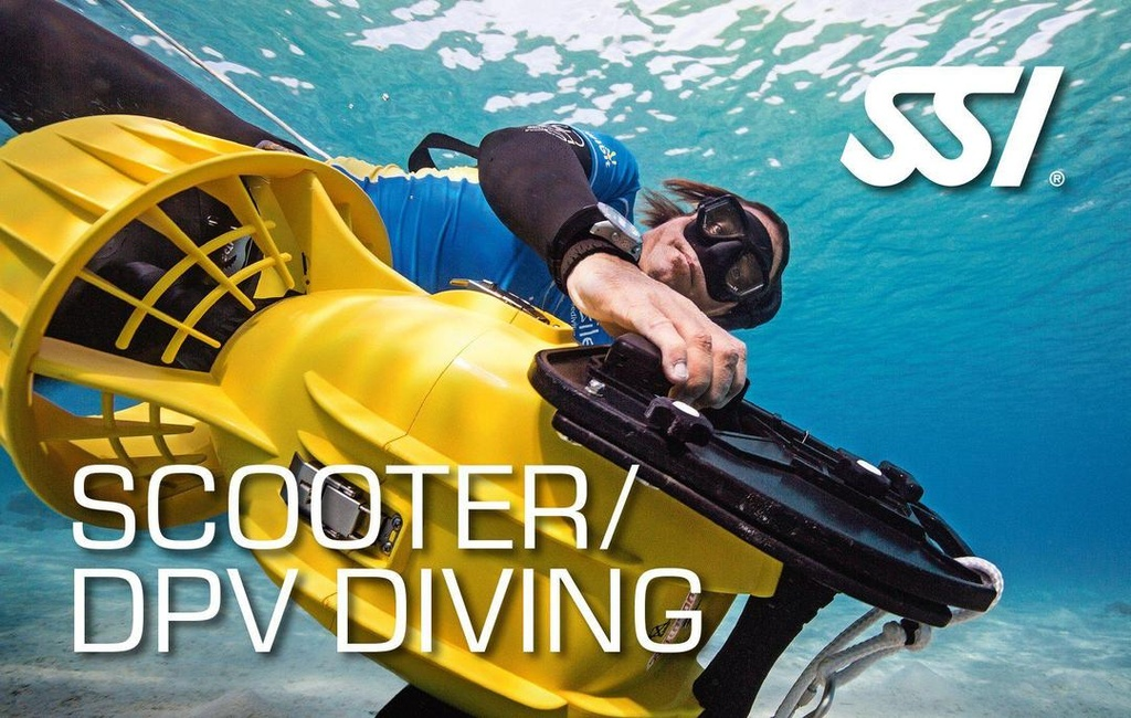 SSI DPV / Scooter course / 93700578